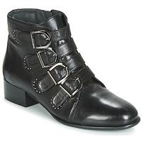 Boty Ženy Kotníkové boty Metamorf'Ose FAMO Černá