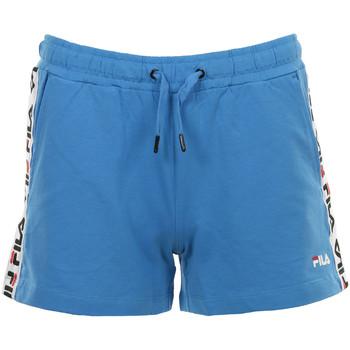 Textil Ženy Kraťasy / Bermudy Fila Wn's Maria Shorts Modrá