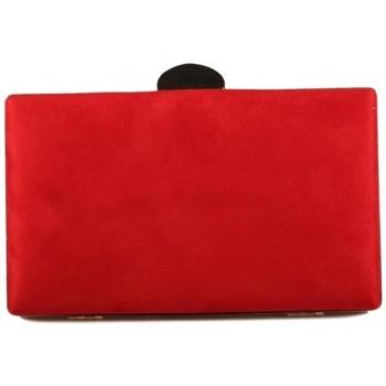 Taška Ženy Malé kabelky Luna Collection 41120 Červená