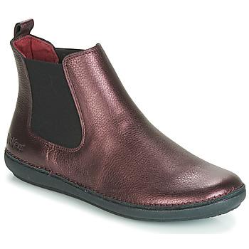 Boty Ženy Kotníkové boty Kickers FANTIN Fialová