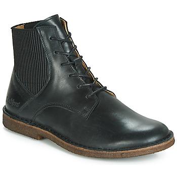 Boty Ženy Kotníkové boty Kickers TITI Černá