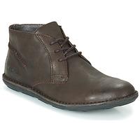 Boty Muži Kotníkové boty Kickers SWIBO Hnědá
