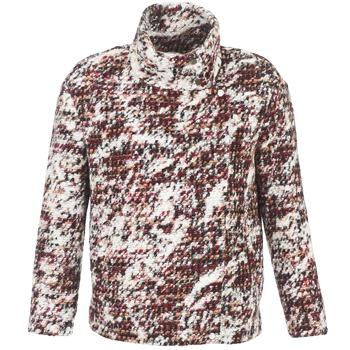 Textil Ženy Kabáty See U Soon POTNO Hnědá / Béžová