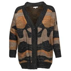 Textil Ženy Svetry / Svetry se zapínáním See U Soon DUZIR Vícebarevná