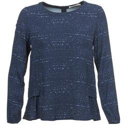 Textil Ženy Halenky / Blůzy See U Soon CABRILOI Tmavě modrá