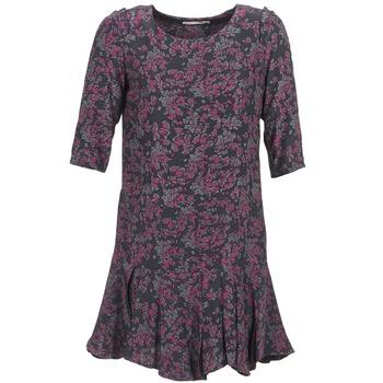 Textil Ženy Krátké šaty See U Soon BOETICO Černá / Fialová