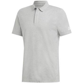 Textil Muži Polo s krátkými rukávy adidas Originals MH Plain Šedé
