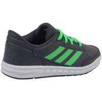Boty Chlapecké Nízké tenisky adidas Originals Altasport K Šedé