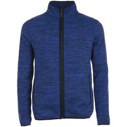 Textil Svetry / Svetry se zapínáním Sols TURBO MODERN STYLE Azul