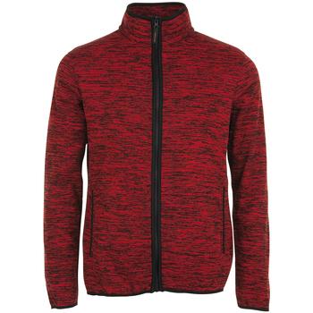 Textil Svetry / Svetry se zapínáním Sols TURBO MODERN STYLE Rojo