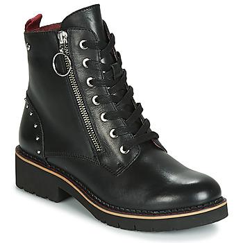 Boty Ženy Kotníkové boty Pikolinos VICAR W0V Černá