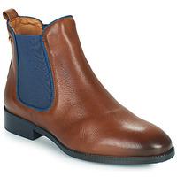 Boty Ženy Kotníkové boty Pikolinos ROYAL W4D Hnědá