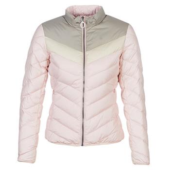 Textil Ženy Prošívané bundy G-Star Raw ALASKA PDD DOWN JKT WMN Růžová / Béžová