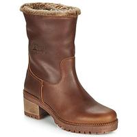 Boty Ženy Kotníkové boty Panama Jack PIOLA Hnědá