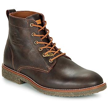 Boty Muži Kotníkové boty Panama Jack GLASGOW Hnědá