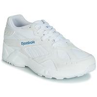 Boty Ženy Nízké tenisky Reebok Classic AZTREK Bílá / Modrá