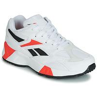 Boty Chlapecké Nízké tenisky Reebok Classic AZTREK 96 J Bílá