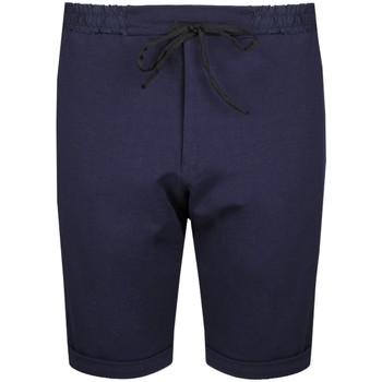 Textil Muži Kraťasy / Bermudy Inni Producenci  Modrá
