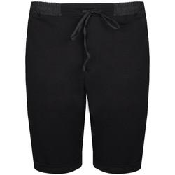 Textil Muži Kraťasy / Bermudy Inni Producenci  Černá