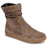 Boty Ženy Kotníkové boty Ara 14437-69 Šedobéžová
