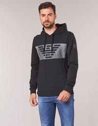 Textil Muži Mikiny Emporio Armani EA7 6GPM56-PJ05Z-1202 Černá