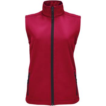 Textil Ženy Svetry / Svetry se zapínáním Sols RACE BW WOMEN Rojo