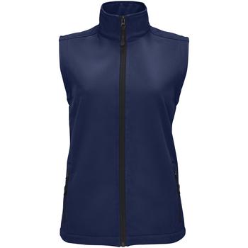 Textil Ženy Svetry / Svetry se zapínáním Sols RACE BW WOMEN Azul