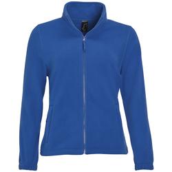 Textil Ženy Fleecové bundy Sols NORTH POLAR WOMEN Azul