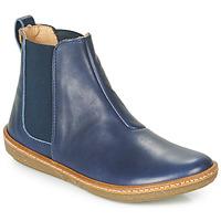 Boty Ženy Kotníkové boty El Naturalista CORAL Modrá