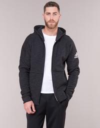Textil Muži Mikiny adidas Performance DU1137 Černá