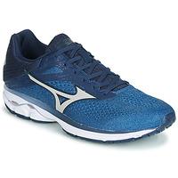 Boty Běžecké / Krosové boty Mizuno WAVE RIDER 23 Modrá