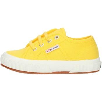 Boty Děti Nízké tenisky Superga 2750S0003C0 Žlutá