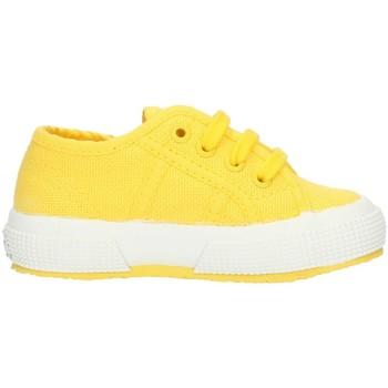 Boty Děti Nízké tenisky Superga 2750S0005P0 Žlutá