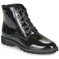 Boty Ženy Kotníkové boty Moony Mood FRULIN Černá