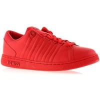 Boty Ženy Nízké tenisky K-Swiss Lozan Iii Monochrome Červená