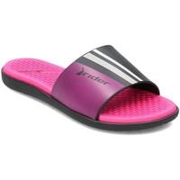 Boty Ženy pantofle Rider 8261122295 Černé, Růžové