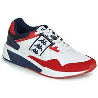 Boty Muži Nízké tenisky Kappa BARSEL 2 Bílá / Červená