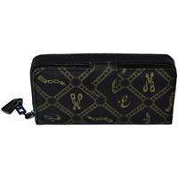 Taška Ženy Náprsní tašky John-C Dámska tmavo-hnedá peňaženka ZISSI hnedá