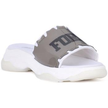 Boty Ženy pantofle Fornarina BLACK SLIPPER Nero