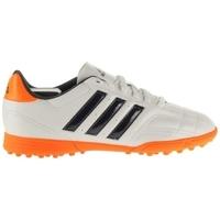 Boty Děti Fotbal adidas Originals Goletto IV TF J Bílé