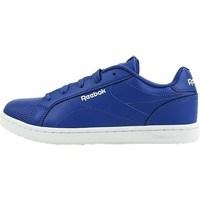 Boty Děti Nízké tenisky Reebok Sport Royal Complete Bílé, Modré