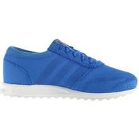 Boty Chlapecké Nízké tenisky adidas Originals Los Angeles C Modré