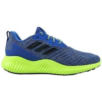 Boty Děti Nízké tenisky adidas Originals Alphabounce RC XJ Bledě zelené,Modré