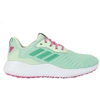 Boty Děti Nízké tenisky adidas Originals Alphabounce RC XJ Bílé,Zelené,Růžové