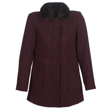 Textil Ženy Kabáty Betty London LAURA Bordó