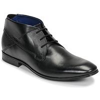 Boty Muži Kotníkové boty Bugatti ELVIS Černá