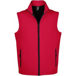 Textil Muži Svetry / Svetry se zapínáním Sols RACE BW MEN MODERN Rojo