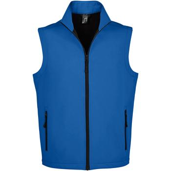 Textil Muži Svetry / Svetry se zapínáním Sols RACE BW MEN MODERN Azul