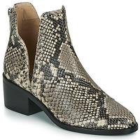 Boty Ženy Kotníkové boty Steve Madden CONSPIRE Béžová