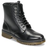 Boty Dívčí Kotníkové boty Bullboxer AHC501E6LC-BLBLK Černá
